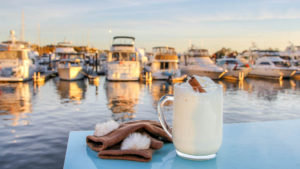 The Wharf at the Southwest Waterfront hosts its first Nog Fest from 1-4 pm on Saturday. (Photo: The Wharf)