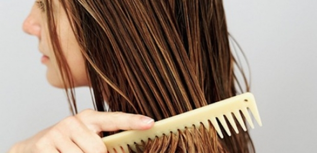 Use these affordable at home remedies once a week to repair chemically damaged hair. (Photo: Getty Images)