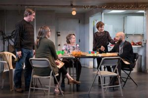 <em>The Humans</em>, which opens this weekend at the Kennedy Center</em>, start Richard Thomas from TV's <em>The Waltons</em>. (Photo: Kennedy Center)