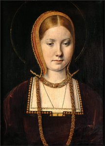 <em>Mary Rose Tudor (1496-1533), Sister of Henry VIII of England</em> by Michel Sittow is one of the paintings on display at the National Gallery of Art. (Photo: National Gallery of Art)