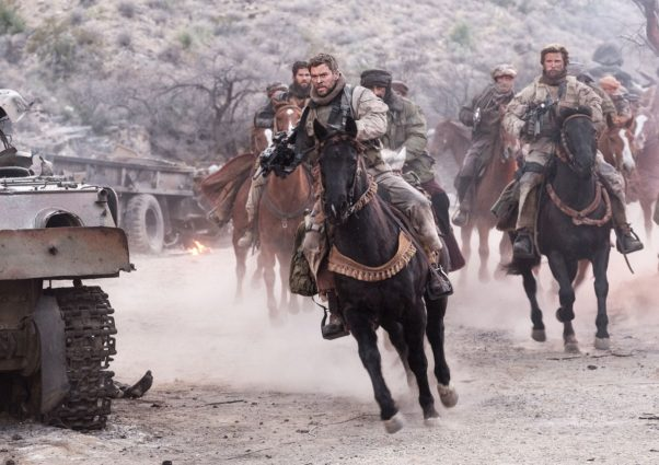 <em>12 Strong</em> finished in second place last weekend with $15.82 million behind <em>Jumanji: Welcome to the Jungle</em> with $19.51 million. (Photo: Warner Bros. Pictures/HS Films)