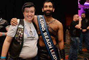 Mid-Atlantic Leather Weekend is full of leather and other fetishes this weekend at the Hyatt Regency on Capitol HIll. (Photo: Michael Key/Washington Blade)