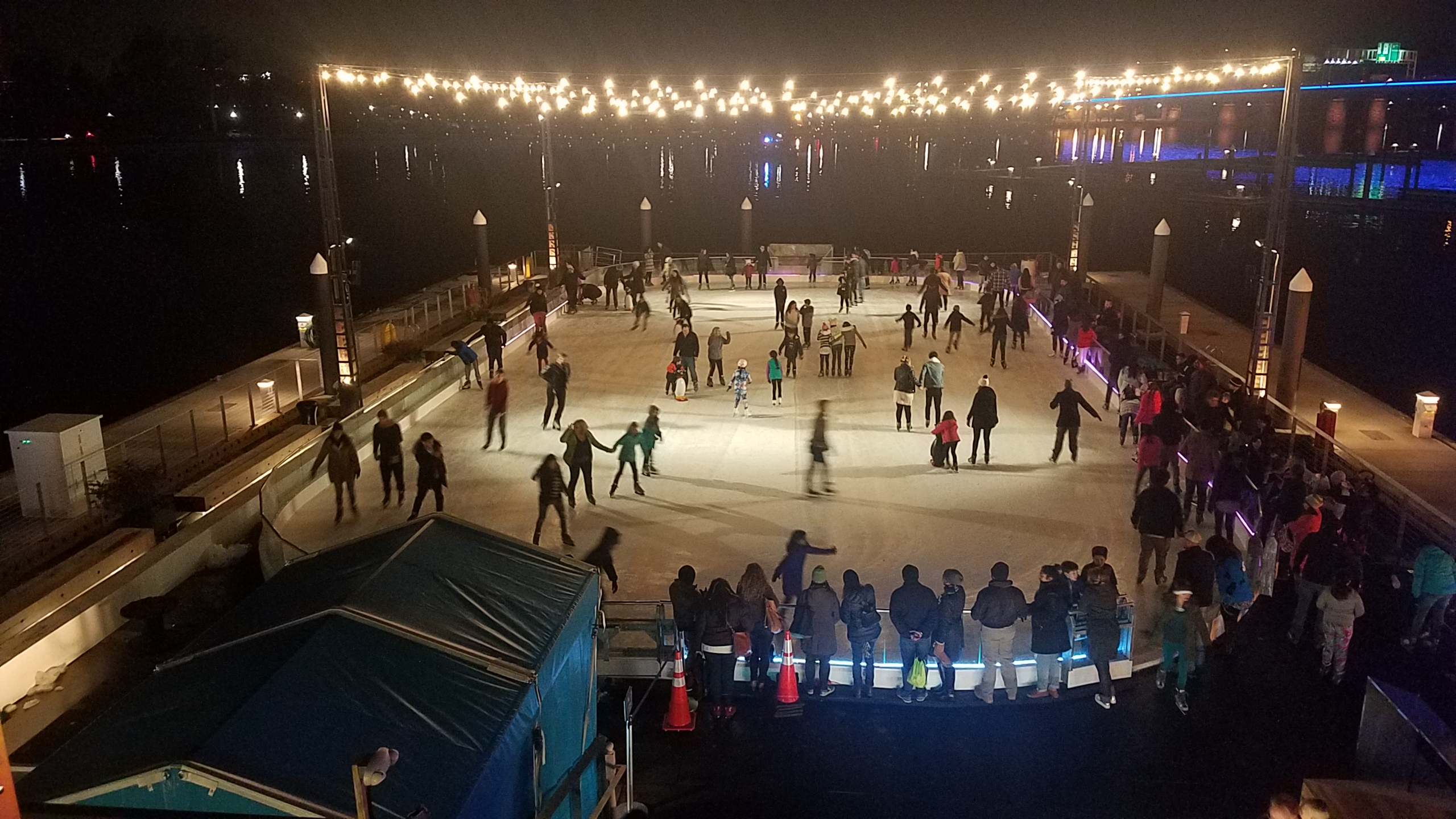 Go for a Spin on the Ice at These Area Rinks | DC on Heels