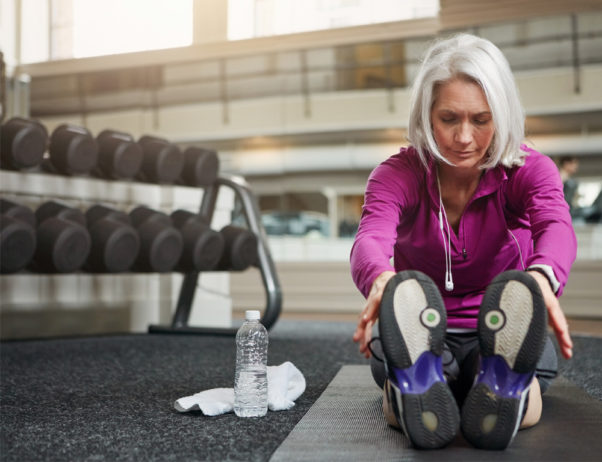 Doctors recommend you mix up your kinds of exercise so you don't become bored. (Photo: Thinkstock)