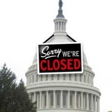 The Federal Government may have shut down at midnight Friday, but many area businesses are Shutdown Specials to government workers. (Stock Photo)