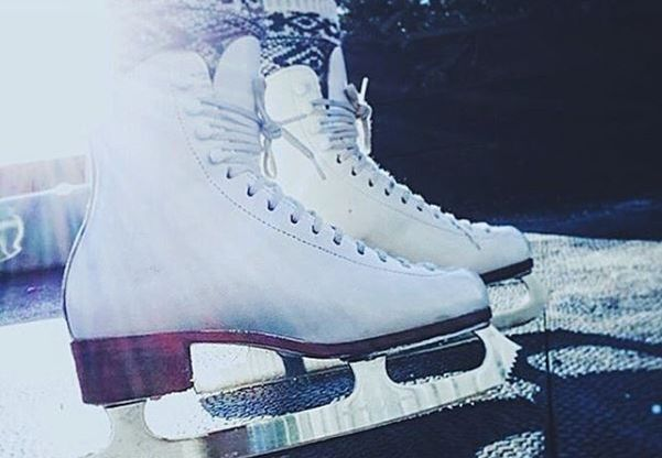 Skates should be laced comfortably snug around the foot and tightly at the ankles. (Photo: icantodc/Instagram)