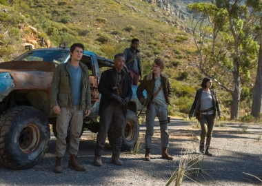 Maze Runner: The Death Cure lead in box offices over the weekend earning $24.17 million. (Photo: Joe Alblas/20th Century Fox)