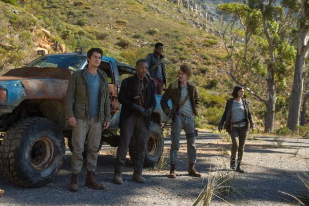 <em>Maze Runner: The Death Cure</em> lead in box offices over the weekend earning $24.17 million. (Photo: Joe Alblas/20th Century Fox)