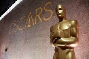 The D.C. Film Society hosts its annaul Oscar viewing party starting at 6:30 p.m. on Sunday. (Photo: AP)