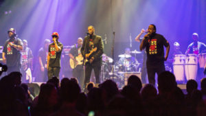 Rare Essence will perform at the Howard Theatre's fourth annual MLK Birthday Celebration at 10 p.m. on Sunday. (Photo: Rare Essence)