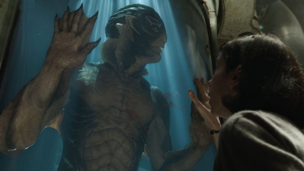 <em>The Shape of Water</em> got 13 Oscar nominations including best picture, directing, supporting actor and leading actress for Sally Hopikins, pictured above right. (Photo: Fox Searchlight)