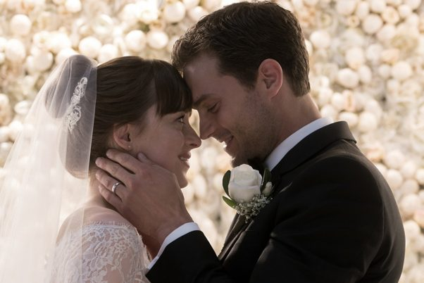 <em>Fifty Shade Freed</em> led the box office last weekend with $38.56 million. It is the last installment in the triology. (Photo: Universal Pictures)