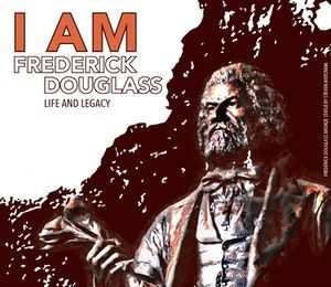 "Learn about Frederick Douglass' life at ""I Am Frederick Douglass"" on Friday night. (Graphic: Lincoln Theatre)"