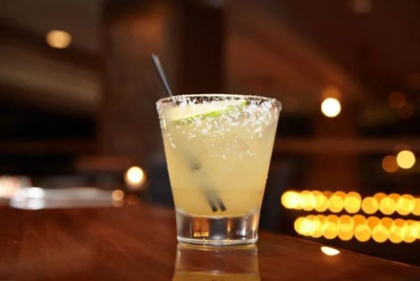 The house margarita along with four others will be $7 at MXDC on Feb. 22. (Photo: Jeff Elkins)
