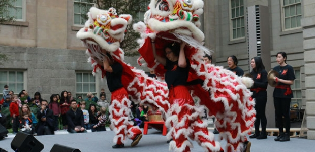 The Smithsonian American History Museum celebrates the Chinese New Year on Saturday from 11:30 a.m.-3 p.m. (Photo: China Plus)
