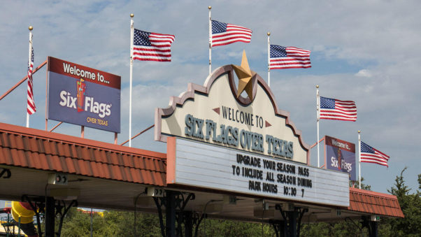 Six Flags Over Texas is the orignal Six Flags theme park. (Photo: Ken Rowberry)