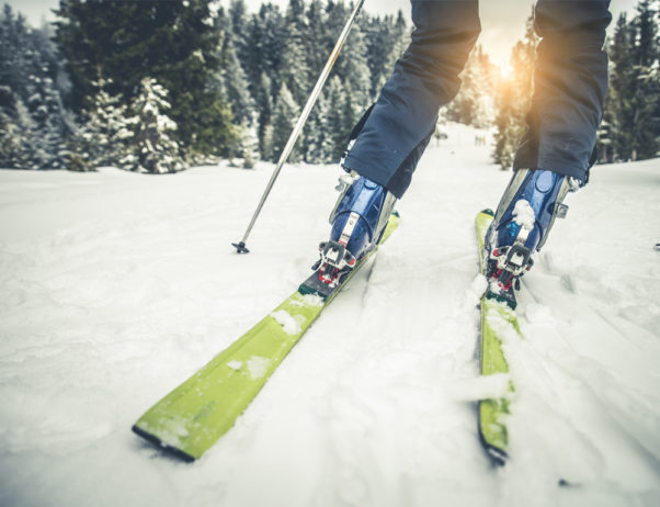 The Winter Olympics inspire people to try new sports they haven't prepared for or don't have the proper equipiment resulting in injuries like torn ACLs. (Photo: oneinpunch/Getty Images)