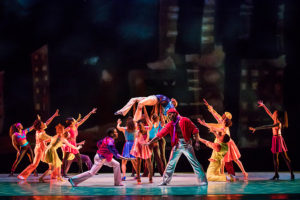 Alvin Ailey American Dance Theater comes to the Kennedy Center this weekend. (Photo: Alvin Ailey American Dance Theater)
