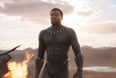 Black Panther was even bigger than expected over the Presidents Day weekend earning $242.16 million over the four-day weekend and taking first place. (Photo: Marvel Studios)