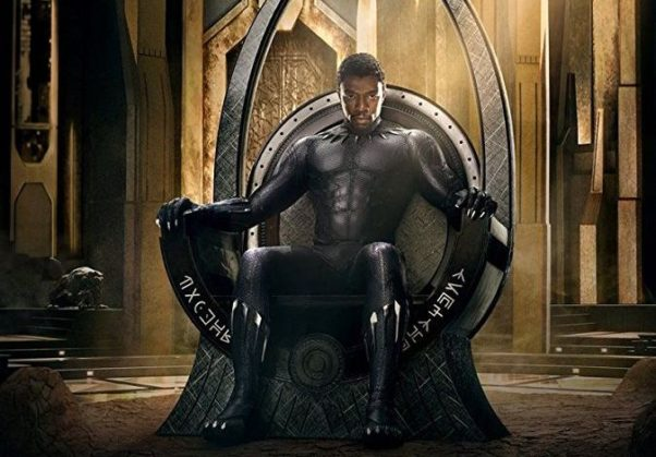 <em>Black Panther</em> took first place for the second weekend with $111.66 million, bringing its total to $403.61 million in only 10 days. (Photo: Marvel Studios)