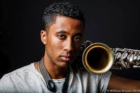 Prince George's County native Braxton Cook performs at 9 p.m. Saturday during the Mid-Atlantic Jazz Festival. (Photo: William Brown)