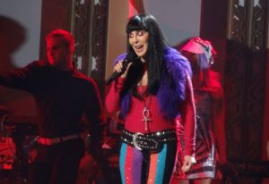 <em>Classic Cher</em> returns to the Theater at MGM National Harbor for its last time this weekend. (Photo: Brian Walmer/Washington Blade)