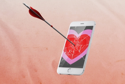 Are dating apps helping or hindering singles today? (Photo: Intelligence Squared US)