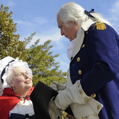 Celebrate Presidents' Day all weekend at George Washington's Mount Vernon and get free admission on Monday. (Photo: George Washington's Mount Vernon)