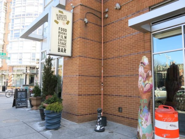 Busboys and Poets at 14th and V Streets NW wants to stay open 24/7. (Photo: PoPville)