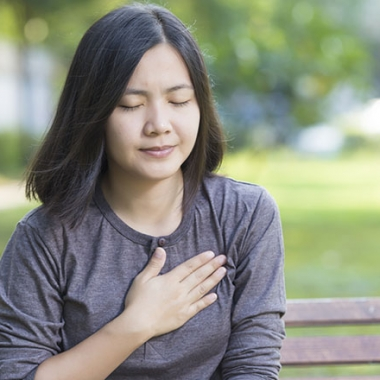 Symptoms of heath disease and heart attack are different in women and men. (Photo: Shutterstock)