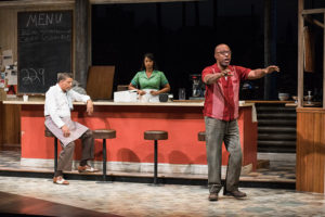Arena Stage presents <em>Two Trains Running</em> through Apr. 29. (Photo: Matt Watters)
