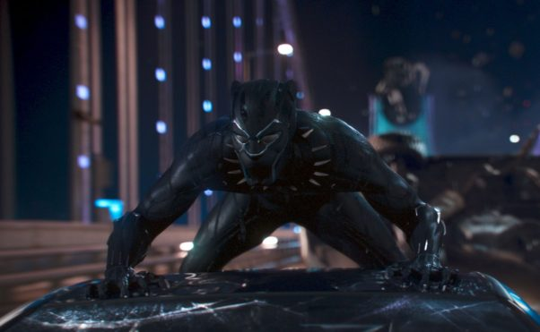 <em>Black Panter</em> took in $40.82 million at the box office over the weekend for first place, holding off <em>A Wrinkle in Time</em> (Photo: Marvel Studios)
