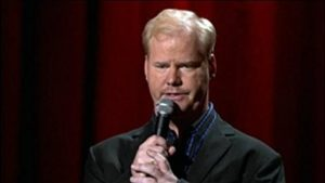 Comedian Jim Gaffigan performs at the MGM National Harbor on Saturday and Sunday nights. (Photo: IMDd)
