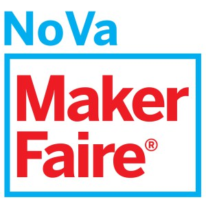 Maker Faire NoVa comes to George Maosn Universty on Sunday. (Graphic: Maker Faire)