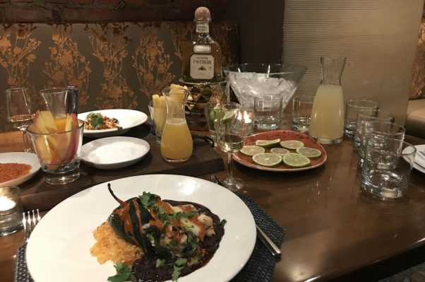Every Wednesday from 4-10:30 p.m., MXDC will host a three-course, prix fixe dinner for four including tableside bottle service exclusive Patrón tequila made for the restaurant. (Photo: MXDC Cocina Mexicana)