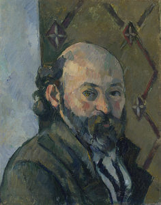 Self Portrait by Paul Cézanne (Photo: National Gallery of Art)
