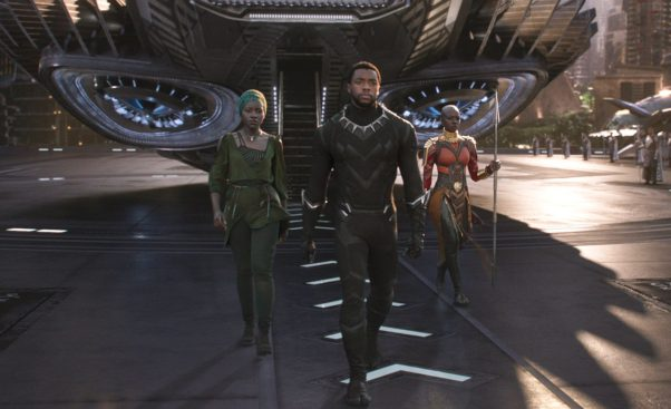 <em>Black Panther</em> held onto first place at the box office the the thrird weekend with $66.31 million. (Photo: Marvel Studios)