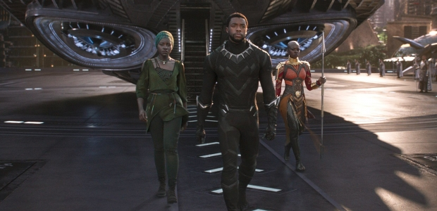 Black Panther held onto first place at the box office the the thrird weekend with $66.31 million. (Photo: Marvel Studios)