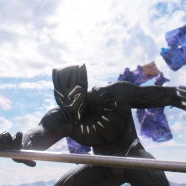 Black Panther topped the box office for the fifth straight weekend with $26.65 million. (Photo: Marvel Studios)