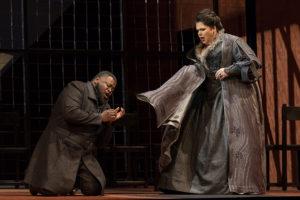 The Washington National Opera presents <em>Don Carlo</em> beginning Saturday night at 7 p.m. (Photo: Kennedy Center)