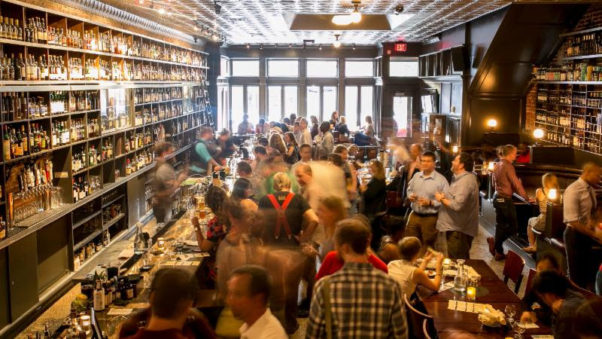 Jack Rose Dining Saloon holds its Premier Dram whiskey festival on Sunday. (Photo: Jack Rose Dinign Saloon)