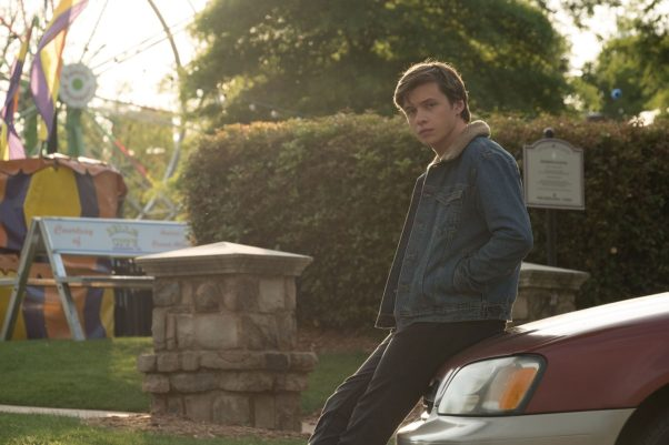<em>Love, Simon</em> made history last weekend as the first gay teen romance released by a major studio. It opened in fifth place with $11.76 million. (Photo: Ben Rothstein/20th Century Fox)