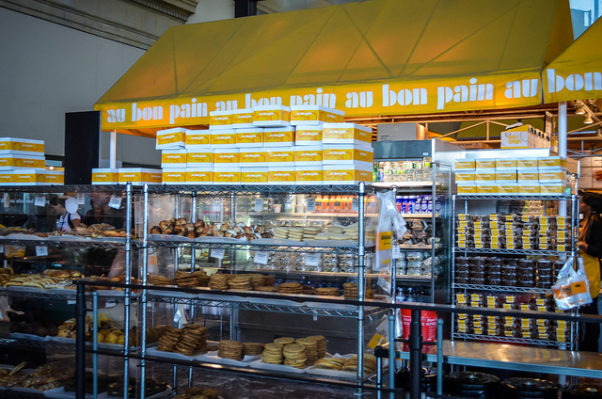 The Au Bon Pain in Union Station was not one of the locations on the market. (Photo: M01229/Flickr)