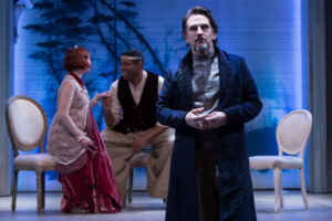 <em>A Winter's Tale</em> is now playing at the Folger Shakespeare Theatre. (Photo: Teresa Wood)