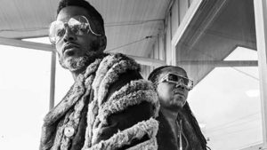 Shabazz Palaces performs a free show on the Kennedy Center's Millennium Stage at 6 p.m. Saturday. (Photo: Kennedy Center)