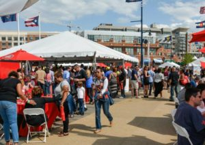 The National Wine & Food Festival returns to National Harbor on Saturday and Sunday. (Photo: The Trigger Agency)