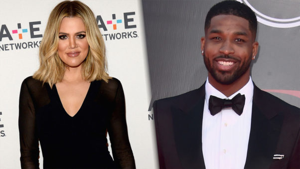Shame on Tristan Thompson for cheating on Khloe Kardashian while she is pregnant with their child. (Photo: Entertainment Tonight)