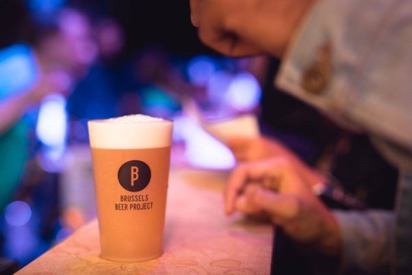 The Brussels Beer Project will open its first permanent draft line in the U.S. at Brasserie Beck on Friday. (Photo: Brussels Beer Project/Facebook)
