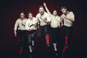 The Improvised Shakespeare Company comes to the Kennedy Center this weekend. (Photo: Improvised Shakespeare Company)