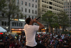 D.C. celebrates Emancipation Day with a free concert at 3 p.m. Saturday on Freedom Plaza. (Photo: D.C. Emancipation Commission)